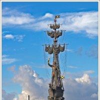 Памятник Петру I :: Рамиль Хамзин