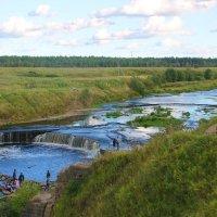 Хорошо на водопадах.... :: Tatiana Markova