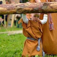 Откуда дровишки?— «Из лесу, вестимо;Отец, слышишь, рубит, а я отвожу :: kirm2 .