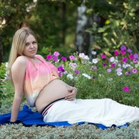 беременность :: Юрий