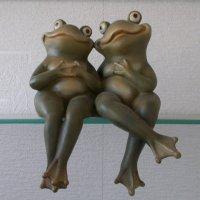 В Китае лягушка - символ счастья... :: Александр Скамо