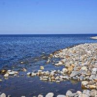Байкальские просторы :: Любовь Чунарёва