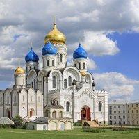 Два собора. :: Александр Назаров