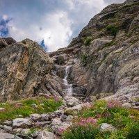 Архыз,  Софийские водопады :: Анна Хрипачева