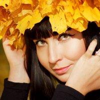 Госпожа Осень :: Dina Ross