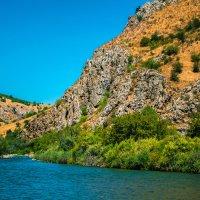 Горная река :: Руслан Галимов