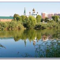 Церковь Сошествия Святого Духа - Краснодар. :: Светлана Ивановна Медведева