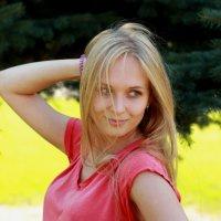 Девушка :: Дмитрий Арсеньев