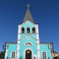 Храм Онуфрия Великого :: Вера Щукина