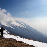 Весна в горах :: Юрий Кольцов