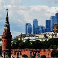 Московские горизоты :: Валерий Антипов