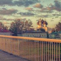 Последнее солнце этого лета :: Игорь Чистяков