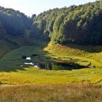Красная поляна Сочи.Хмелевские озера. Высота1750 м. :: Tata Wolf