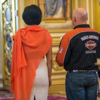 Венчание в стиле Harley :: Сергей Михайлов