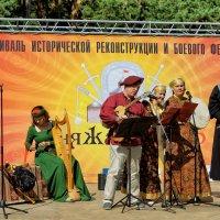 """Фестиваль """"Княжий дворъ"""" :: Дмитрий Конев"""