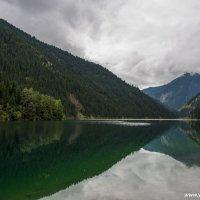 2-е Кольсайское озеро, Казахстан :: Alexey alexeyseafarer@gmail.com