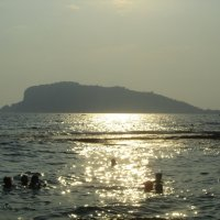 вечернее купание :: tgtyjdrf