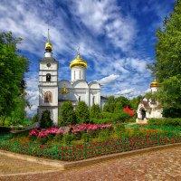 Дмитровский Борисоглебский монастырь :: mila