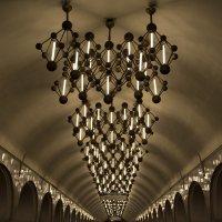 Московское метро :: Olga Buchinskaya