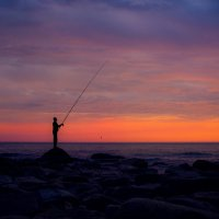 Рыболов :: Хась Сибирский