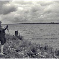 северный ветер :: Дмитрий Анцыферов
