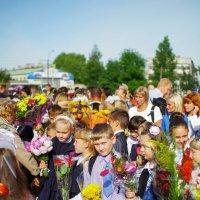 Праздник знаний :: Рома Григорьев