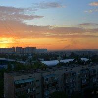 Украшен вечер золотом заката... :: Anna Gornostayeva
