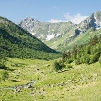 Путь к озеру Семицветное :: Евгений