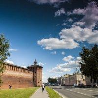 Кремль в коломне :: Антон Северовъ