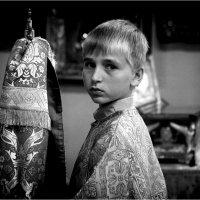 """из серии:""""Человек и храм"""" :: Юрий Храмутичев"""