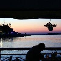 Севастополь,закат :: Виктория Владимировна