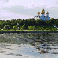 Свято-Успенский кафедральный  собор Ярославля. :: Алла ************