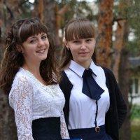 Елена+Татьяна :: Валерий Лазарев