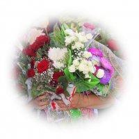 Земной поклон от всех учеников учителям, что в жизнь нас провожают. :: Валентина ツ ღ✿ღ