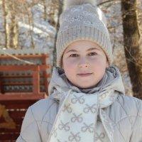 Зимний портрет :: Полина Верещагина