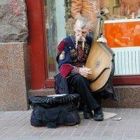 Уличный музыкант :: Светлана Ященко