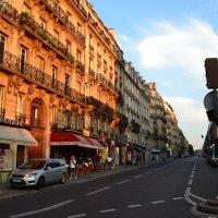 Последние дни лета в Париже :: Виктория Наход