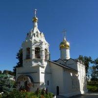 храм мученицы Параскевы Пятницы в г. Сергиев Посад :: Galina Leskova