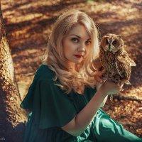 Таинственный лес :: Олеся Корсикова