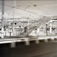 Железнодорожные станционные конструкции :: Алла ************