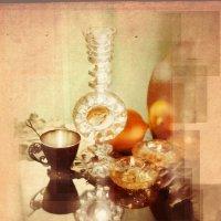 Свечи и отражения :: Ирина Сивовол