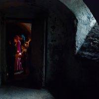 Тепло молитвы :: Александр Мирошниченко