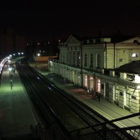вокзал спит :: Юрий Гайворонский