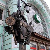 Белорусский вокзал. :: Дмитрий Иншин