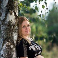 беременность :: Юрий Удвуд