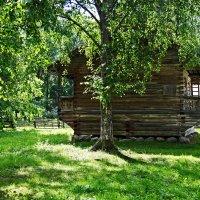 В деревне-музее В. Новгорода :: Наталья