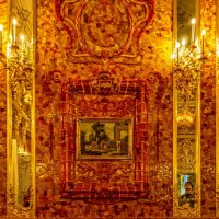 янтарная комната :: Дмитрий Карышев