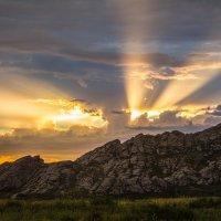 На закате :: Denis Avramchuk