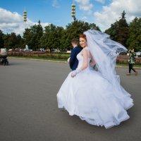 прогулка по вднх (1) :: елена брюханова