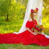 цветочное настроение :: Ирина Автандилян